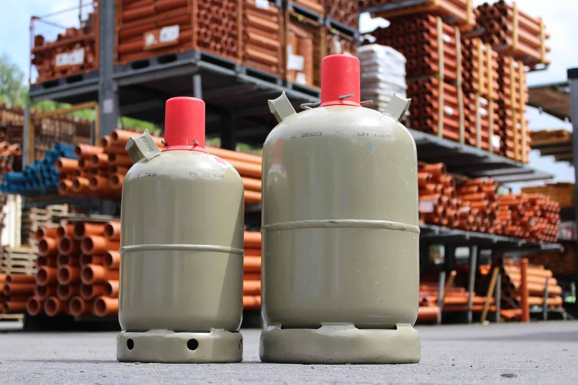Gasflasche 11 kg: Test & Empfehlungen (08/20)
