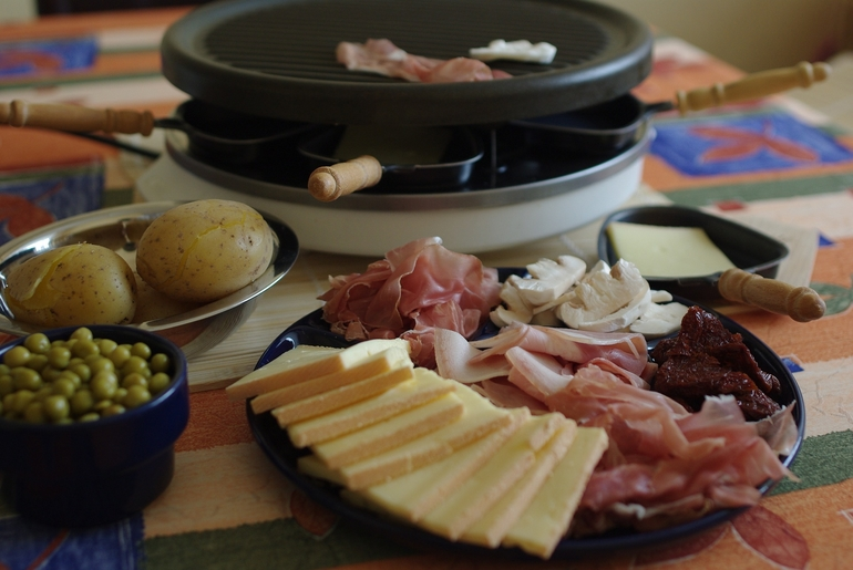 Raclette Grill-1